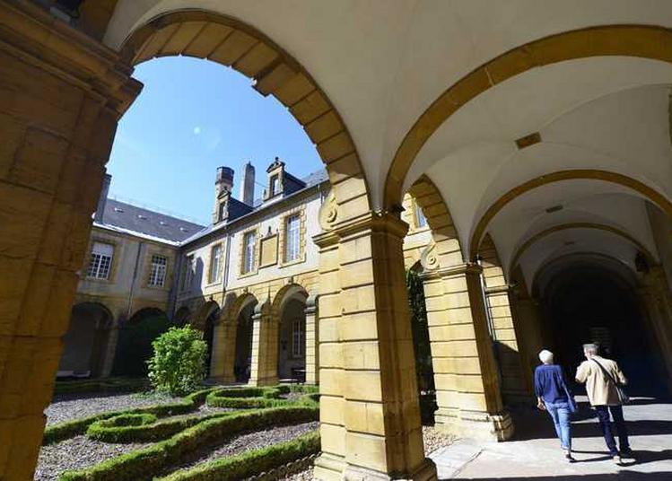 Découvrez Une Abbaye Royale Et Son Histoire à Metz