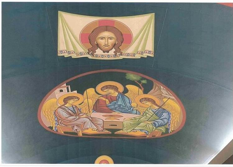 Découvrez Une Chapelle Orthodoxe De La Métropole Roumaine à Metz