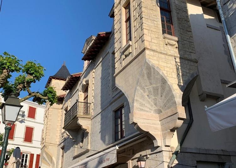 Découvrez Une Demeure Qui Accueillit En Son Temps Louis XIV ! à Saint Jean de Luz