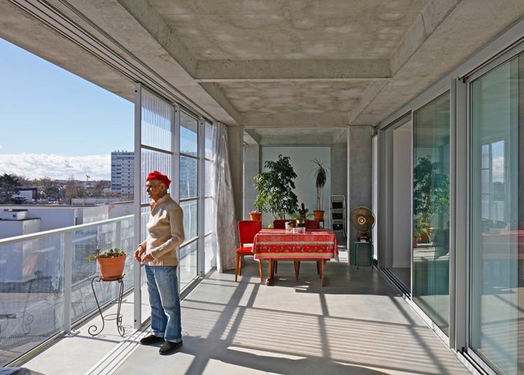 Découvrir L'architecture Contemporaine Du Quartier Du Grand-parc Et De La Benauge Avec Arc En Rêve ! à Bordeaux