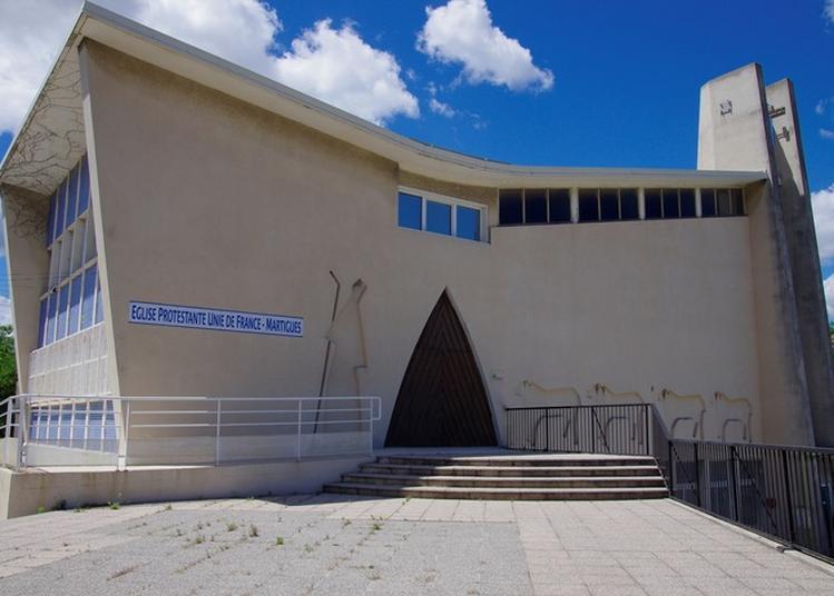 Découvrir L'eglise Protestante Unie Pour Ses 50 Ans à Martigues