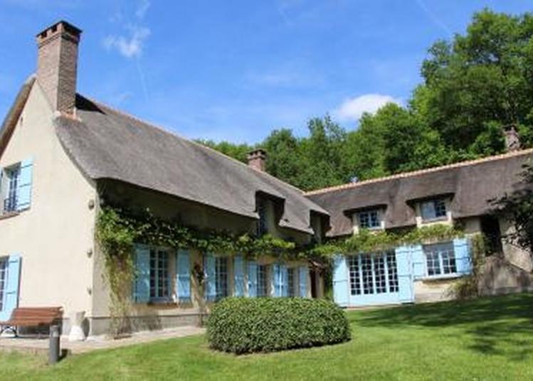 Découvrir L'europe En Jouant Dans La Maison De L'un Des Pères Fondateurs De L'europe, Jean Monnet à Bazoches sur Guyonne