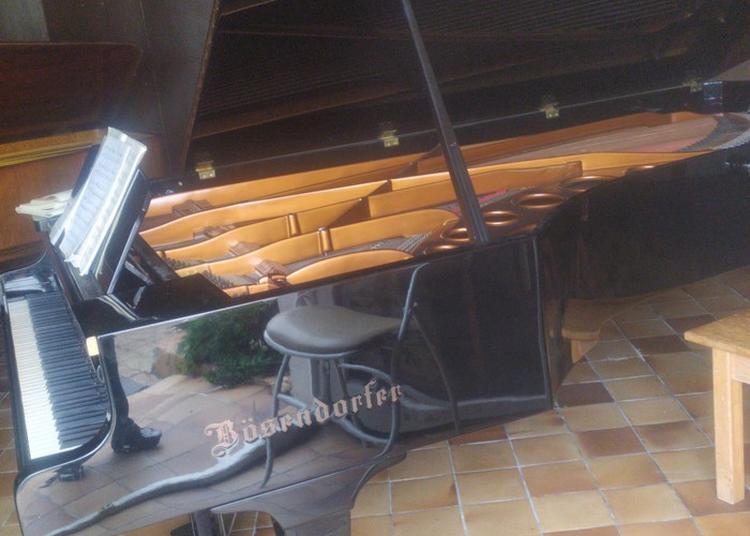 Découvrir L'instrument Le Piano à Barret