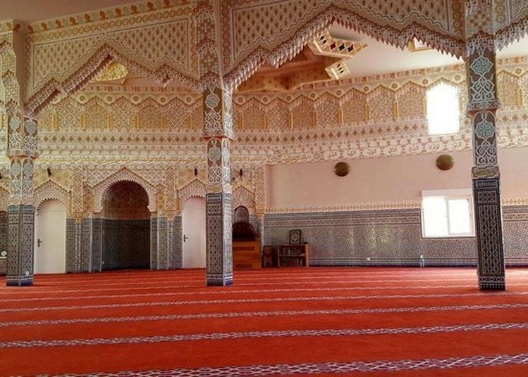 Découvrir La Mosquée Assalam De Tomblaine