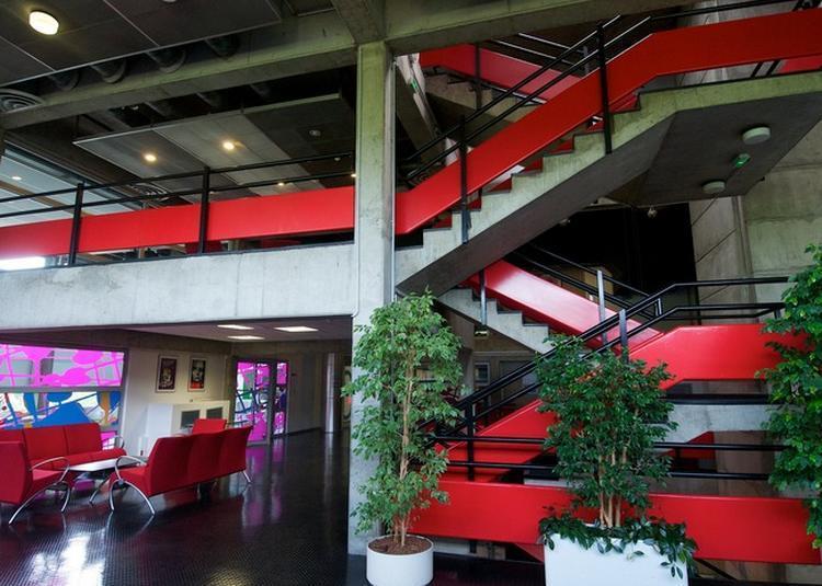 Découvrir Le Centre Européen De La Jeunesse à Strasbourg
