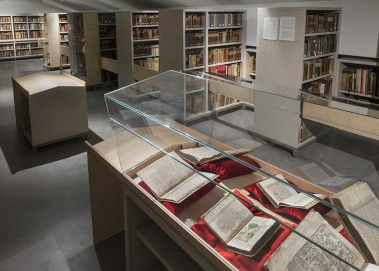 Découvrir Les Manuscrits Et Incunables De La Bnu à Strasbourg