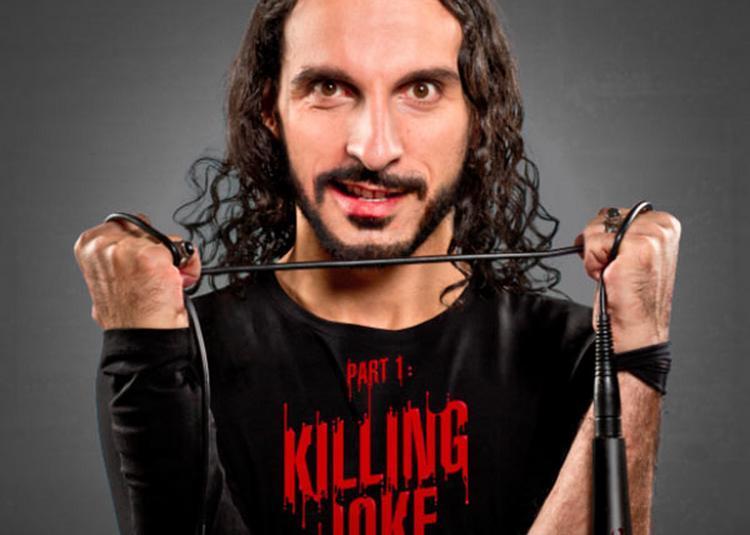 Dedo Killing Joke à Le Broc