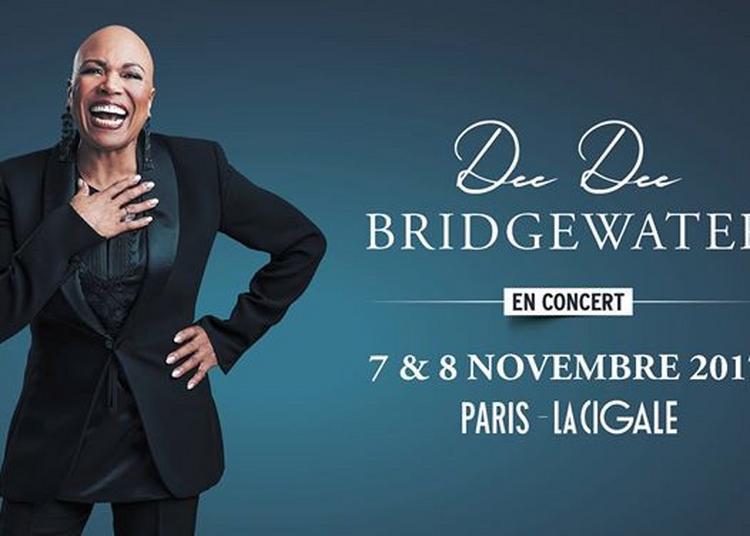 Dee Dee Bridgewater à Paris 18ème