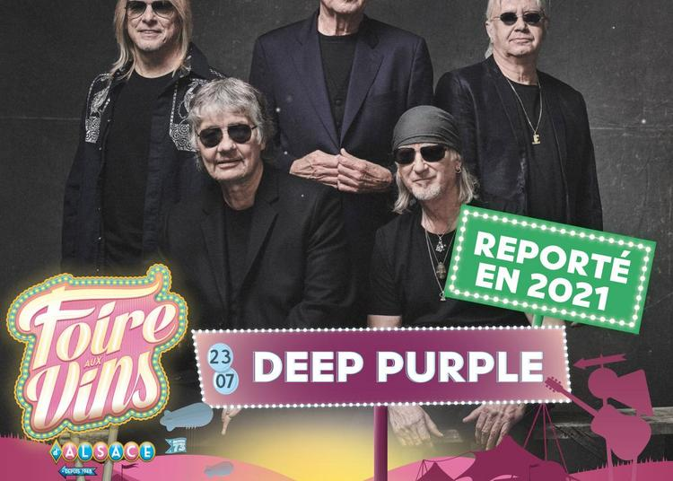 Deep Purple à Colmar