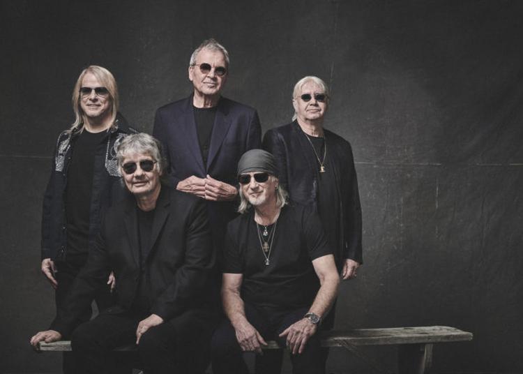 Deep Purple à Saint Vulbas