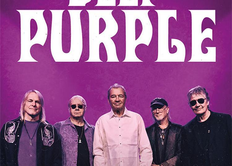 Deep Purple - report à Lille