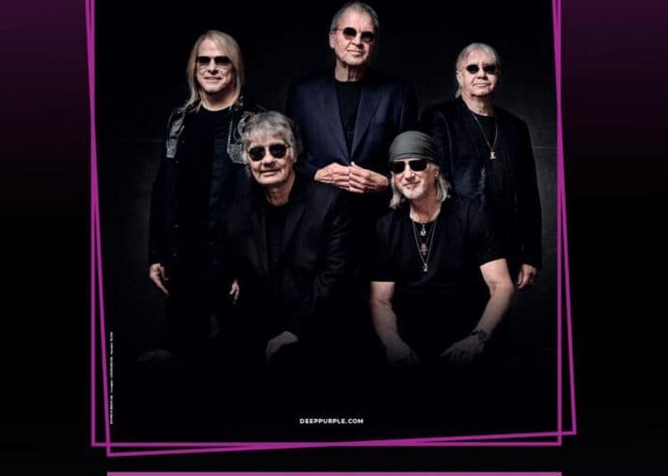 Deep Purple - Report à Nimes