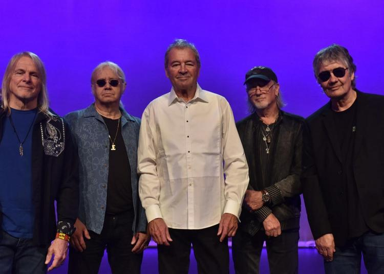 Deep Purple à Clermont Ferrand