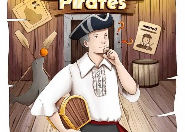 Défis De Pirate à Saint Raphael