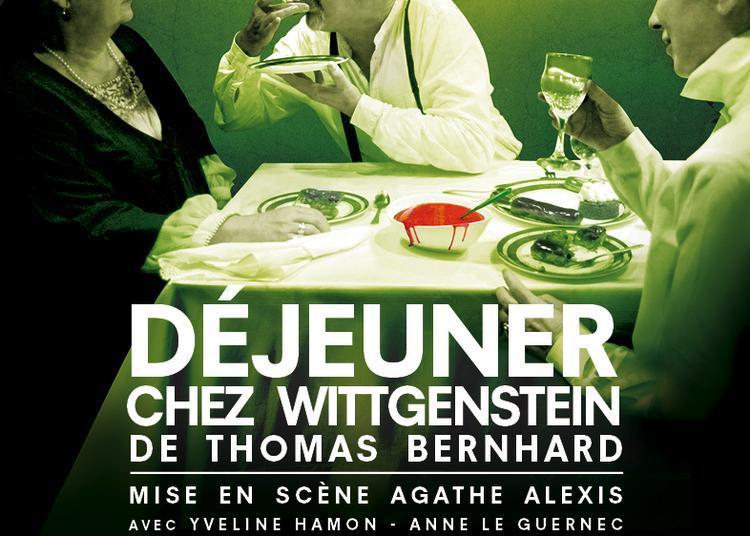 Déjeuner chez Wittgenstein à Paris 6ème