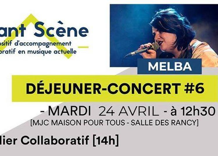 Déjeuner-Concert #6 - Melba à Lyon