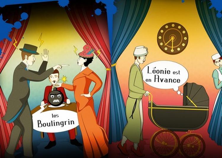 «Délires absurdes ... »  2 comédies en un acte de Georges Couteline & Georges Feydeau à Marseille