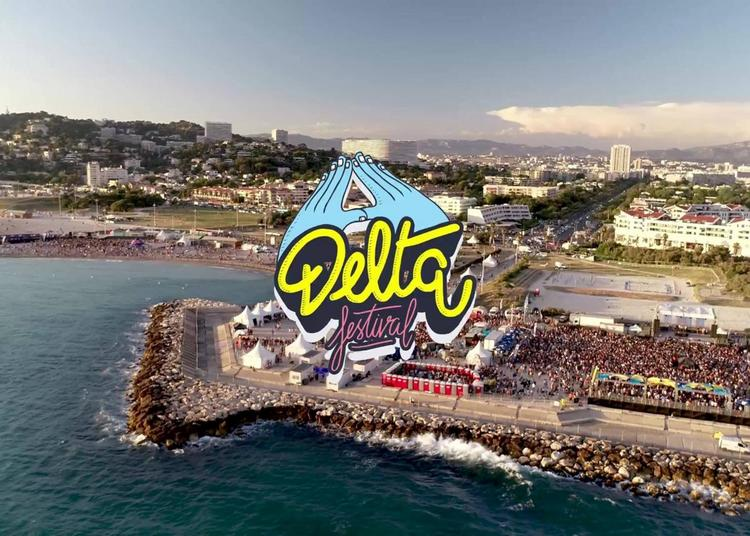 Delta Festival 2019 - Pass Week-End à Marseille