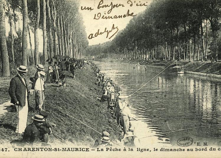 Démarrage De L'exposition Sur Le Territoire à La Belle Epoque Au Travers De La Carte Postale à Nogent sur Marne