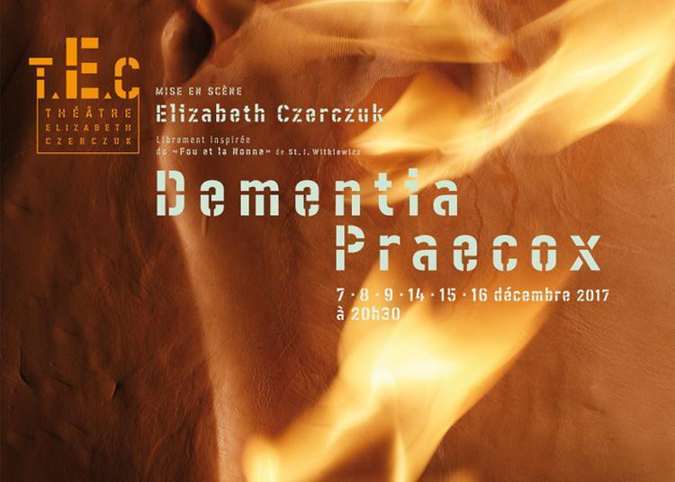 Dementia Praecox à Paris 12ème