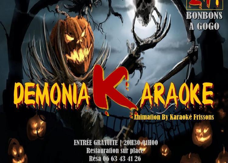 Demonia'k'araoke / Chanter & Danser / Animation By
