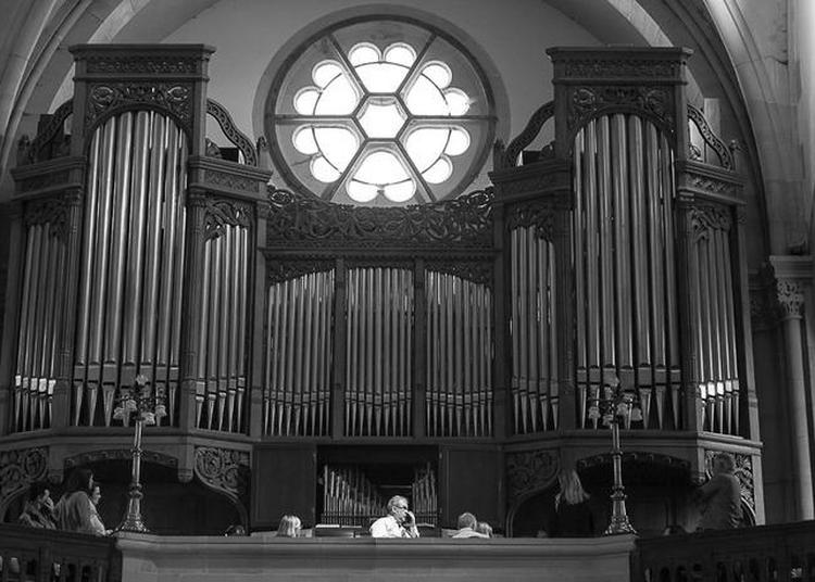 Démonstration D'orgue à Metz
