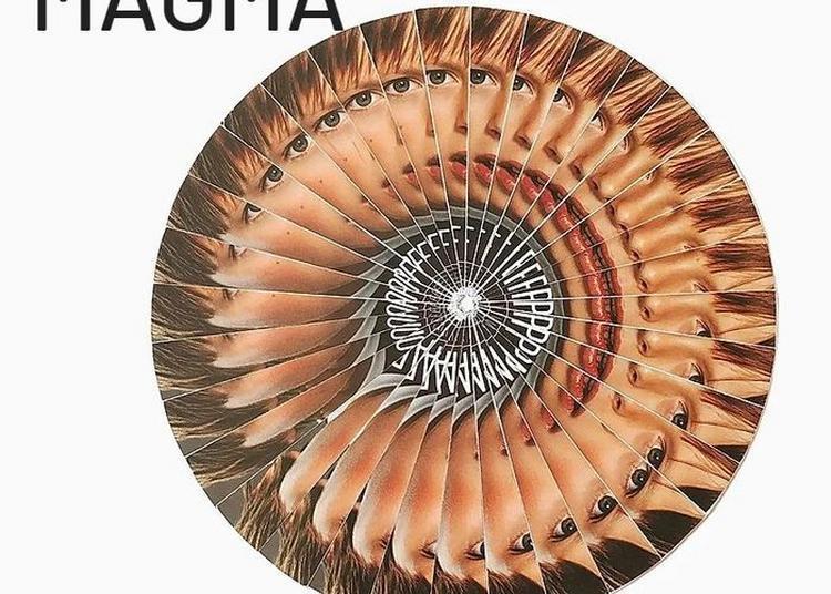 Démonstration De Disques Phonotropiques Par Magma Studio à Lyon