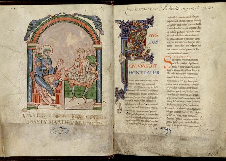 Démonstration De Feuilleteurs Numériques De Manuscrits à Avranches