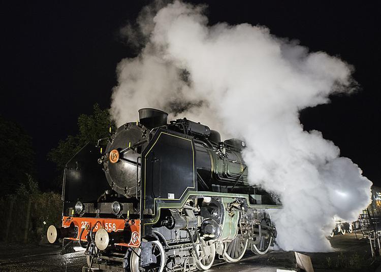 Démonstration Du Patrimoine Ferroviaire à Sotteville les Rouen