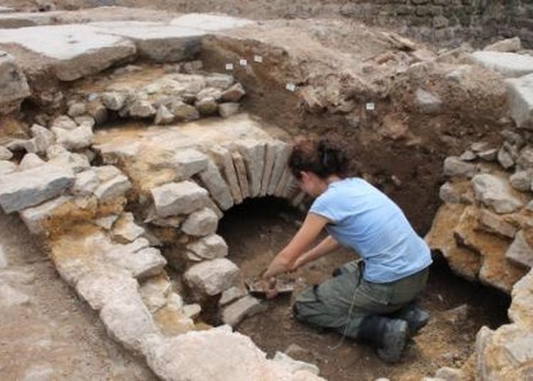 Démonstration Le Métier D'archéologue à Lille