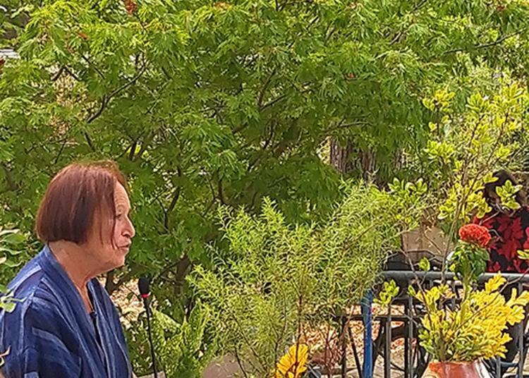 Démonstration : Réalisation D'un Ikebana à Toulouse