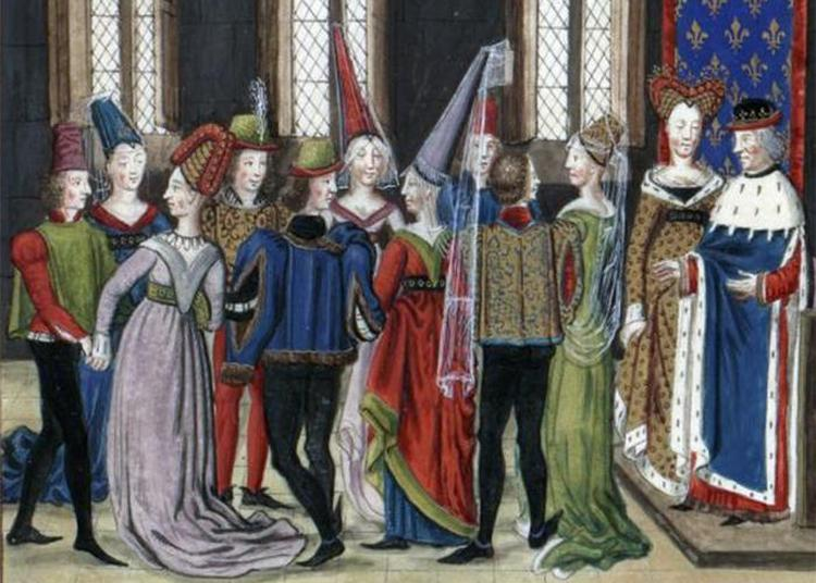 Démonstrations De Danses Du Moyen Âge Et De La Renaissance à Taillebourg