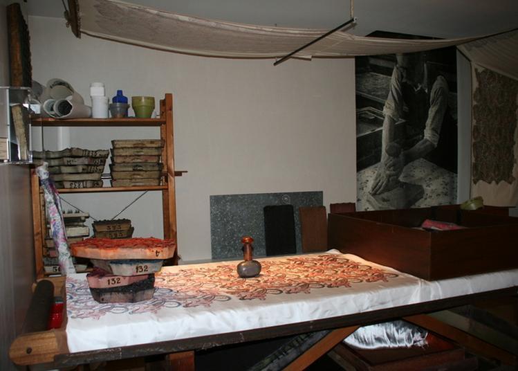 Démonstrations Textiles à Bourgoin Jallieu