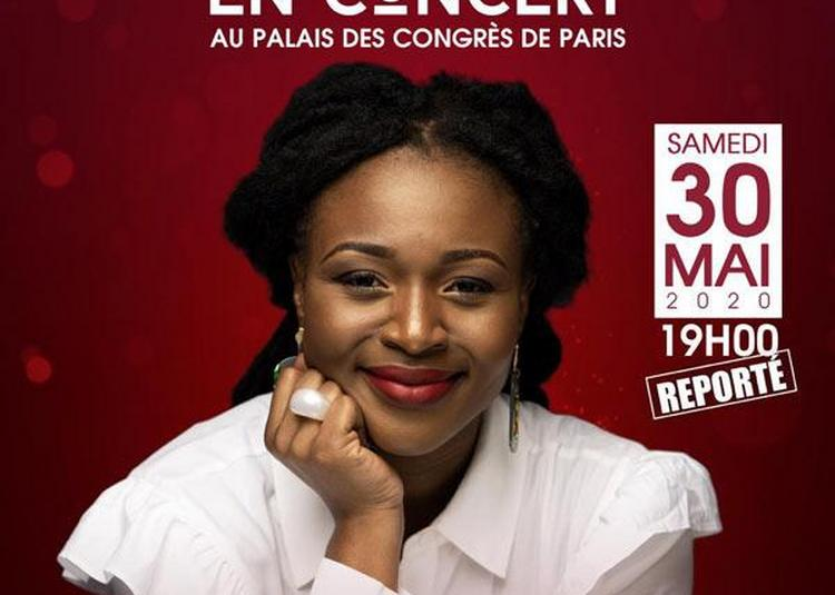 Dena Mwana à Paris 17ème