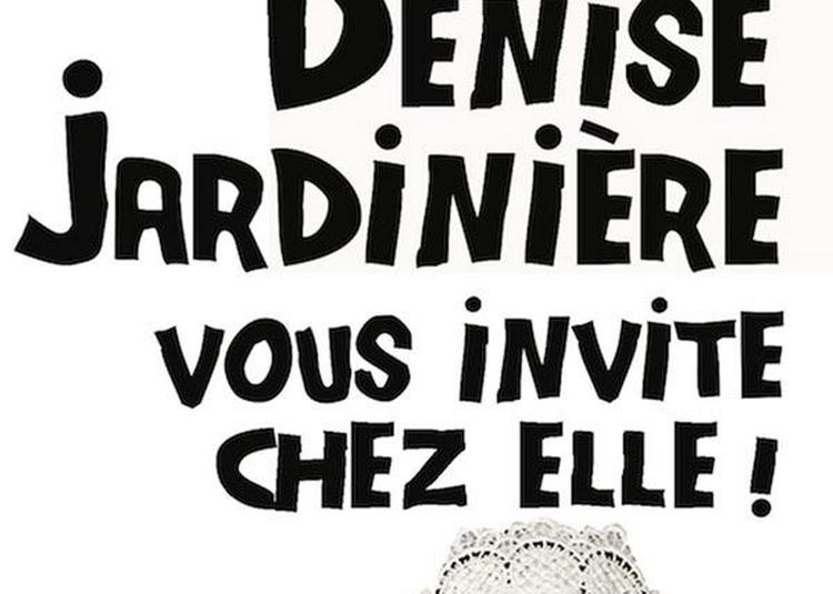 Denise Jardiniere à Paris 4ème