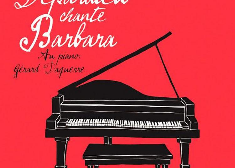 Depardieu Chante Barbara à La Baule Escoublac