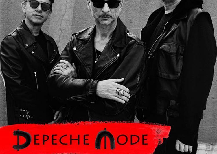 Depeche Mode à Floirac