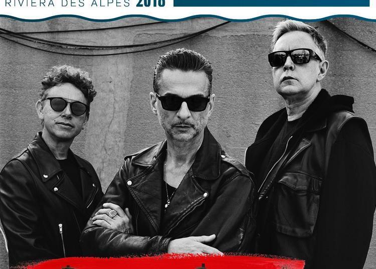 Depeche Mode, Simple Minds et The Stranglers à Aix les Bains