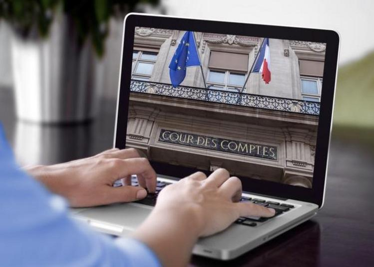 Depuis Chez Vous : Découvrez à Distance La Cour Des Comptes à Paris 1er