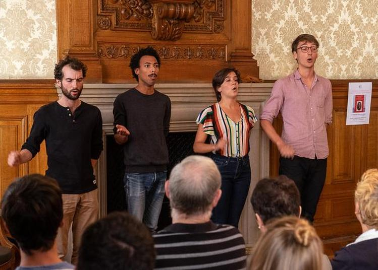 Depuis Chez Vous : Spectacles Contés  Cour Des Comptes / Cour Des Contes à Paris 1er