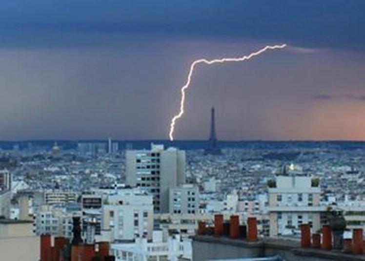 Dernier Orage à Paris 11ème