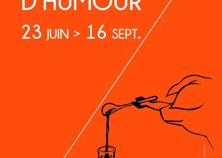 Derniers Jours Pour Découvrir L'exposition Trait D'humour à Lege Cap Ferret