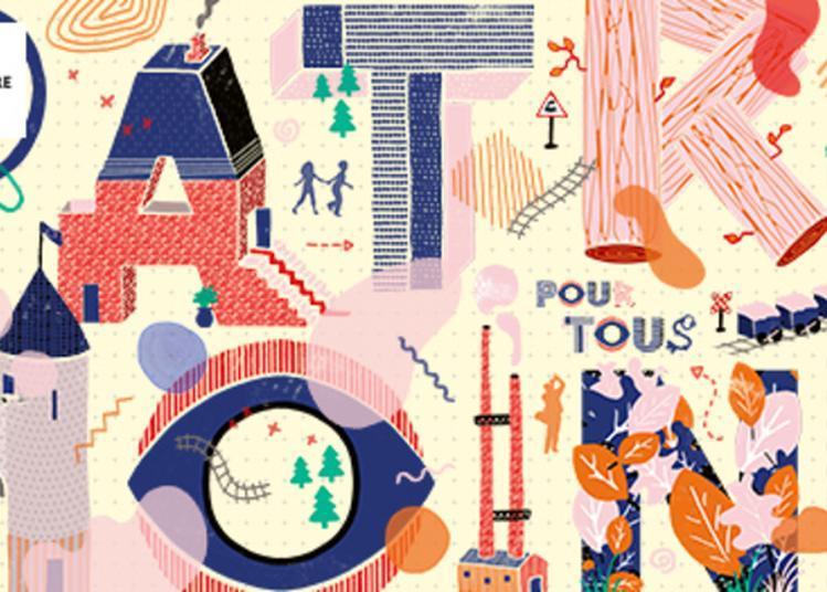 Derrière L'image, La Place Des Femmes Visite Commentée à Avignon