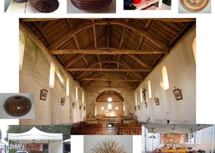 Des Artisans D'art S'invitent à L'église De Grandecourt