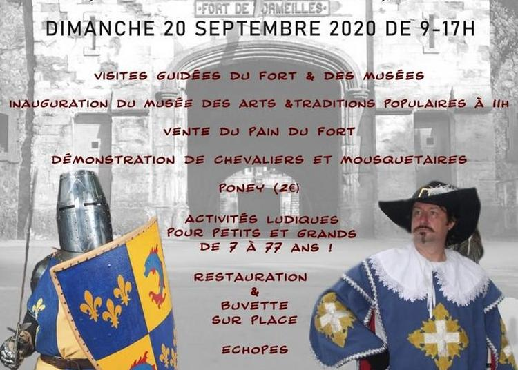 Des Chevaliers Aux Mousquetaires à Cormeilles en Parisis