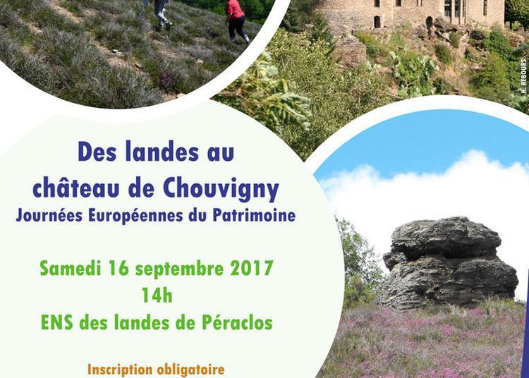Des Landes Au Château De Chouvigny