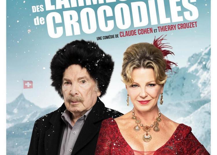 Des Larmes De Crocodiles à Lille