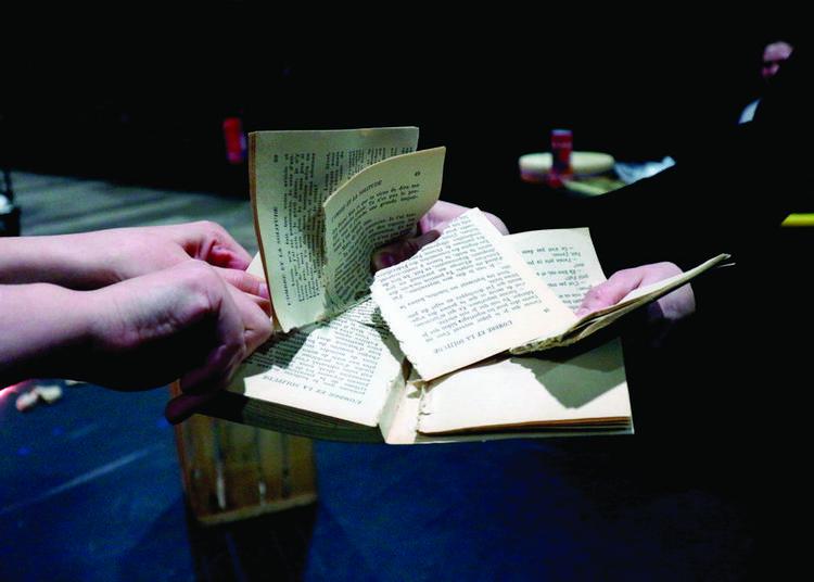 Des miettes de livres à Amiens