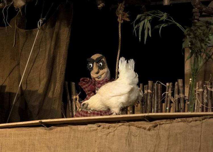 Des poules et des hommes à Nantes