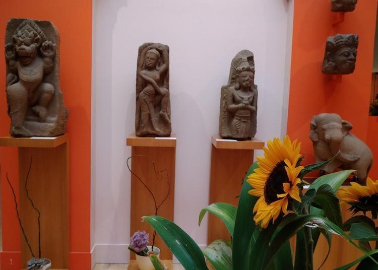 Des Printemps Et Des Automnes : Exposition D'ikebana à Toulouse